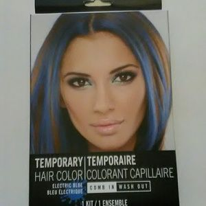 Temporary Hair Color Brand New